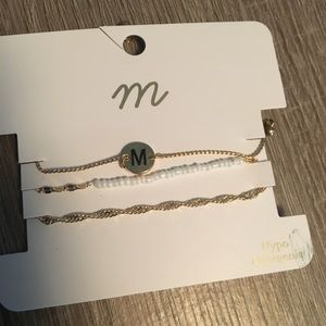 Brand New Charming Charlie bracelets.